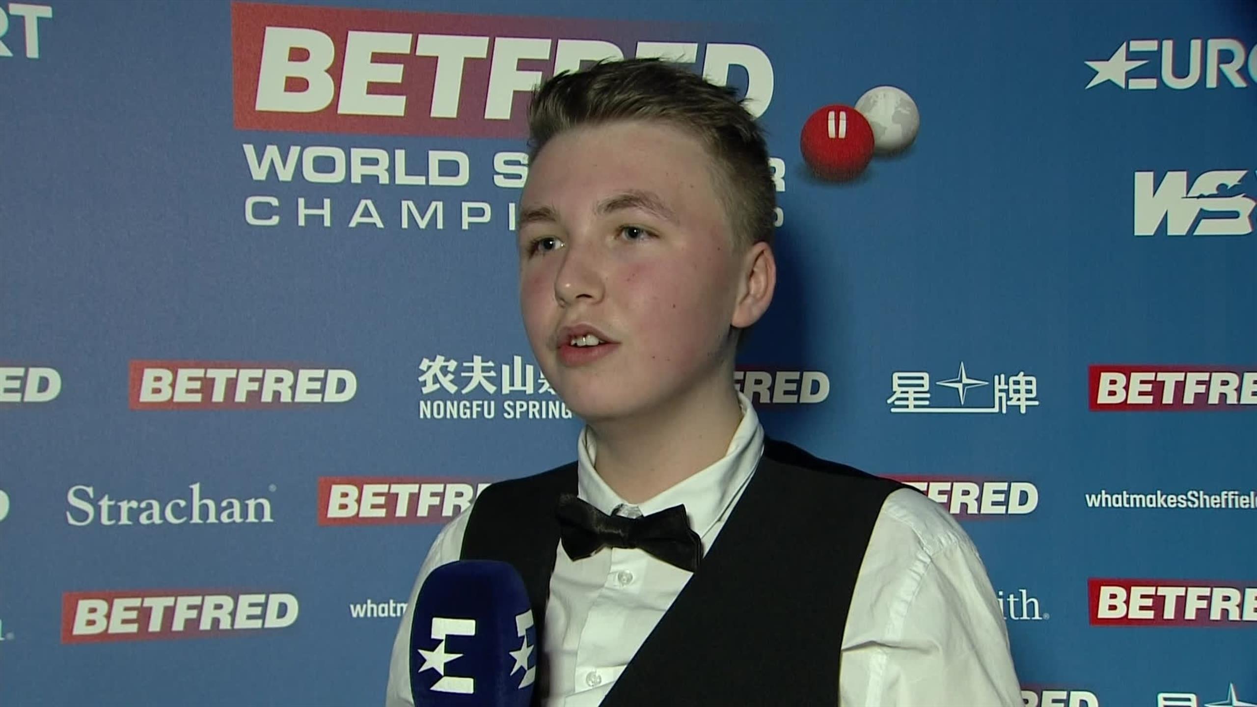 Snooker Wm 2020 Sheffield