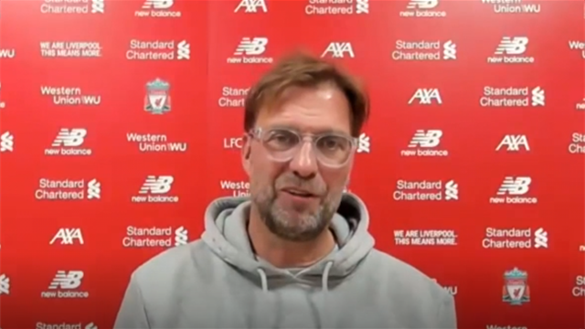 Jurgen Klopp reflects on 'very special night' for Liverpool