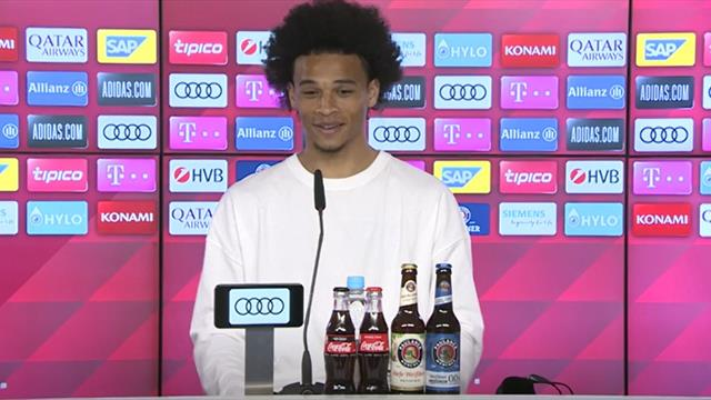 Leroy Sane says he will have 'no regrets' leaving Manchester City if they win Champions League