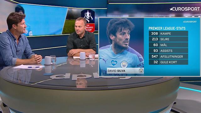 Eksperterne taler om David Silvas betydning for Manchester City: Hvem skal tage tage over for ham?