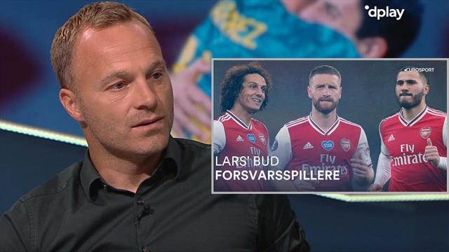 Lars Jacobsen om løsningen på Arsenals forsvarsproblemer: Der skal noget defensiv power ind