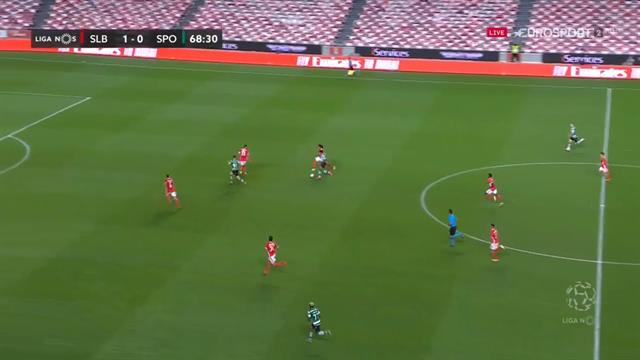 Liga NOS: Contra perfecta del Sporting que culmina Sporar