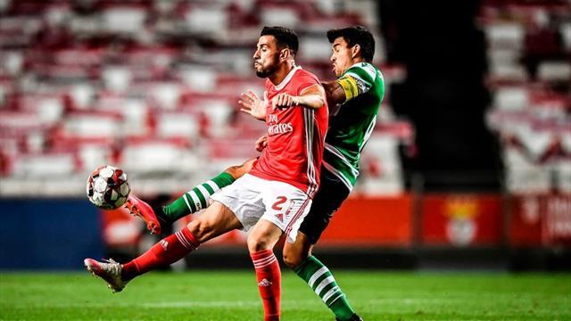 Resumen Benfica-Sporting