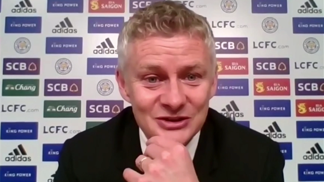 Ole Gunnar Solskjaer - Finishing third with this Manchester United squad is a massive achievement