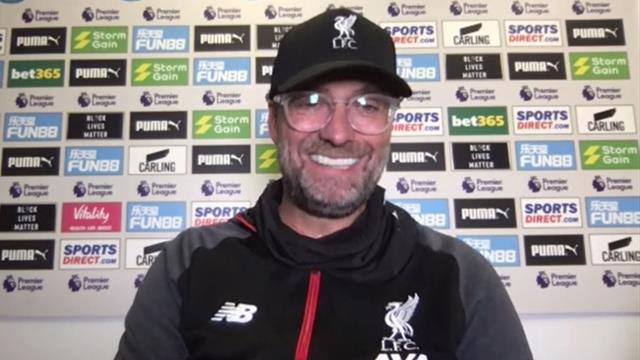 Jurgen Klopp says Liverpool's season has been 'absolutely exceptional'