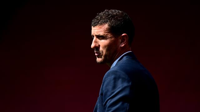 "Javi Gracia: ""No se me ha dado una lista de jugadores que no van a continuar"""