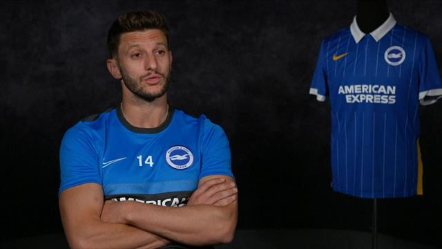 Adam Lallana: 'I'll use my Liverpool experience to help Brighton youngsters'