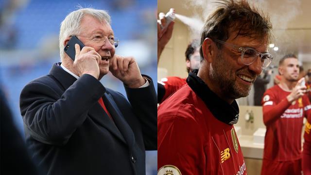 Sir Alex Ferguson: I'll forgive Jurgen Klopp for 3.30am phone call!