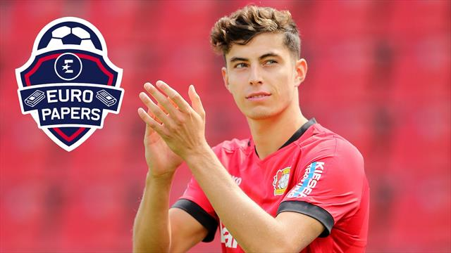Kai Havertz makes Chelsea wait as €90m transfer sits in limbo – Euro Papers