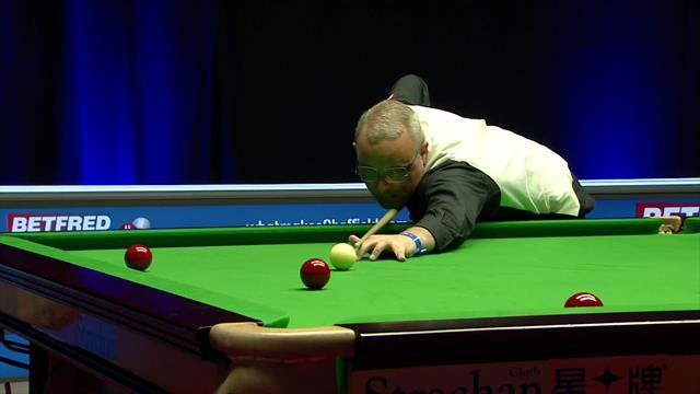 Clasificación Mundial de snooker: Gould apea a un clásico como Graeme Dott