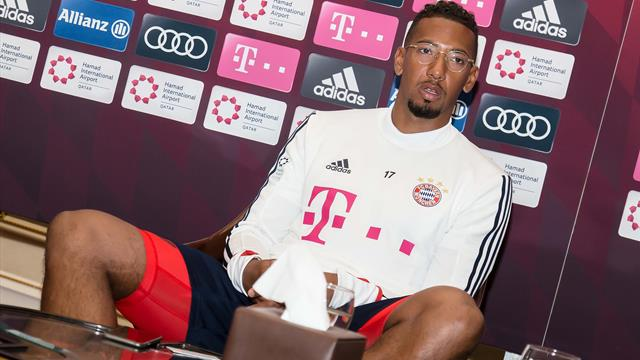 Jerome Boateng wants to keep taking a knee when Bayern's Champions League bid resumes