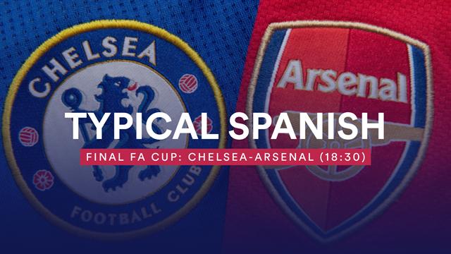 FA Cup, Chelsea-Arsenal (18:30): Una final con acento español