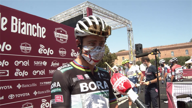 Peter Sagan before Strade Bianche: 'It's going to be very tough!'