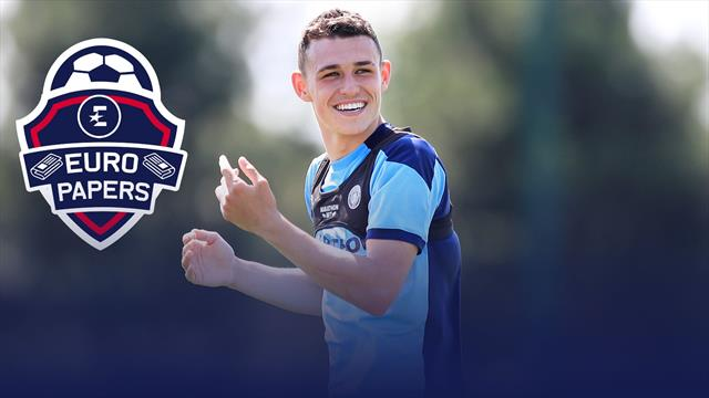 Lionel Messi wants Phil Foden at Barcelona – Euro Papers
