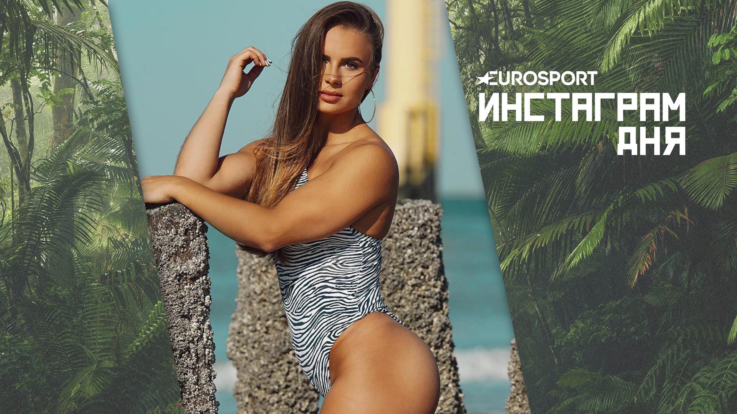 Фитнес-модель считает, что сильные женские ноги – это секcуально. С ней нельзя не согласиться