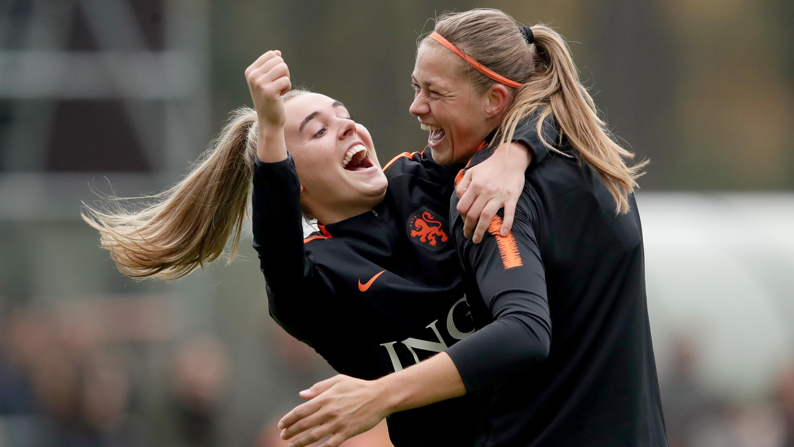 В Нидерландах футболистке разрешили выступать за мужскую команду