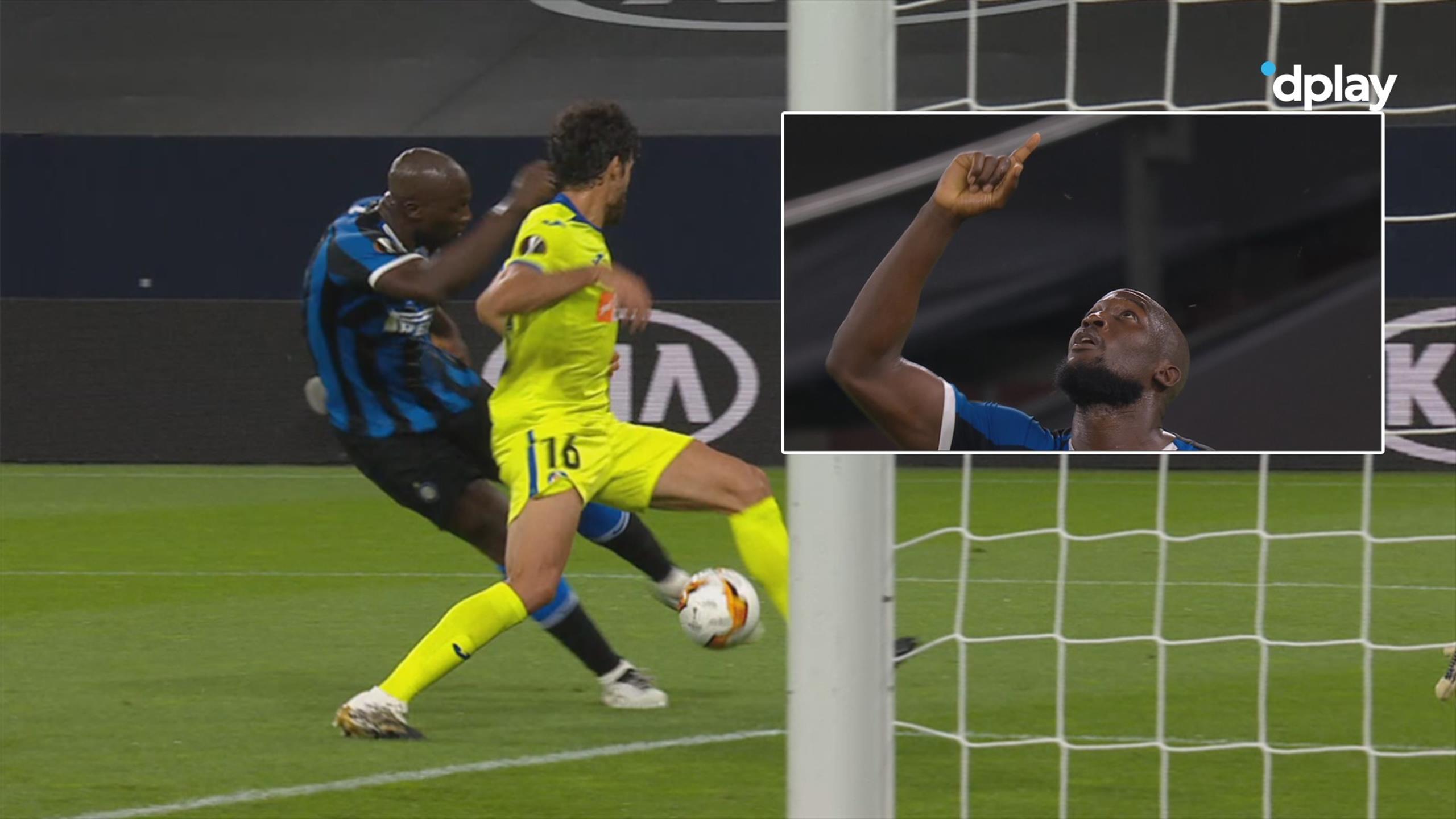 Romelu Lukaku viser enorm styrke og bringer Inter...