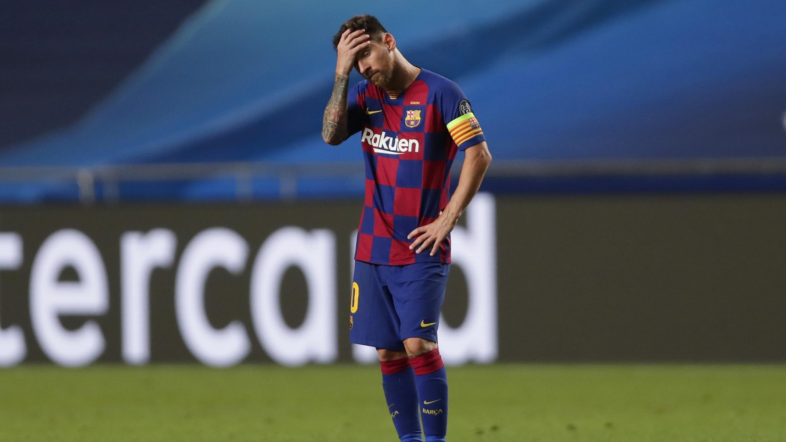 2:8 – шанс «Барселоны» на революцию. Фанаты должны радоваться провалу