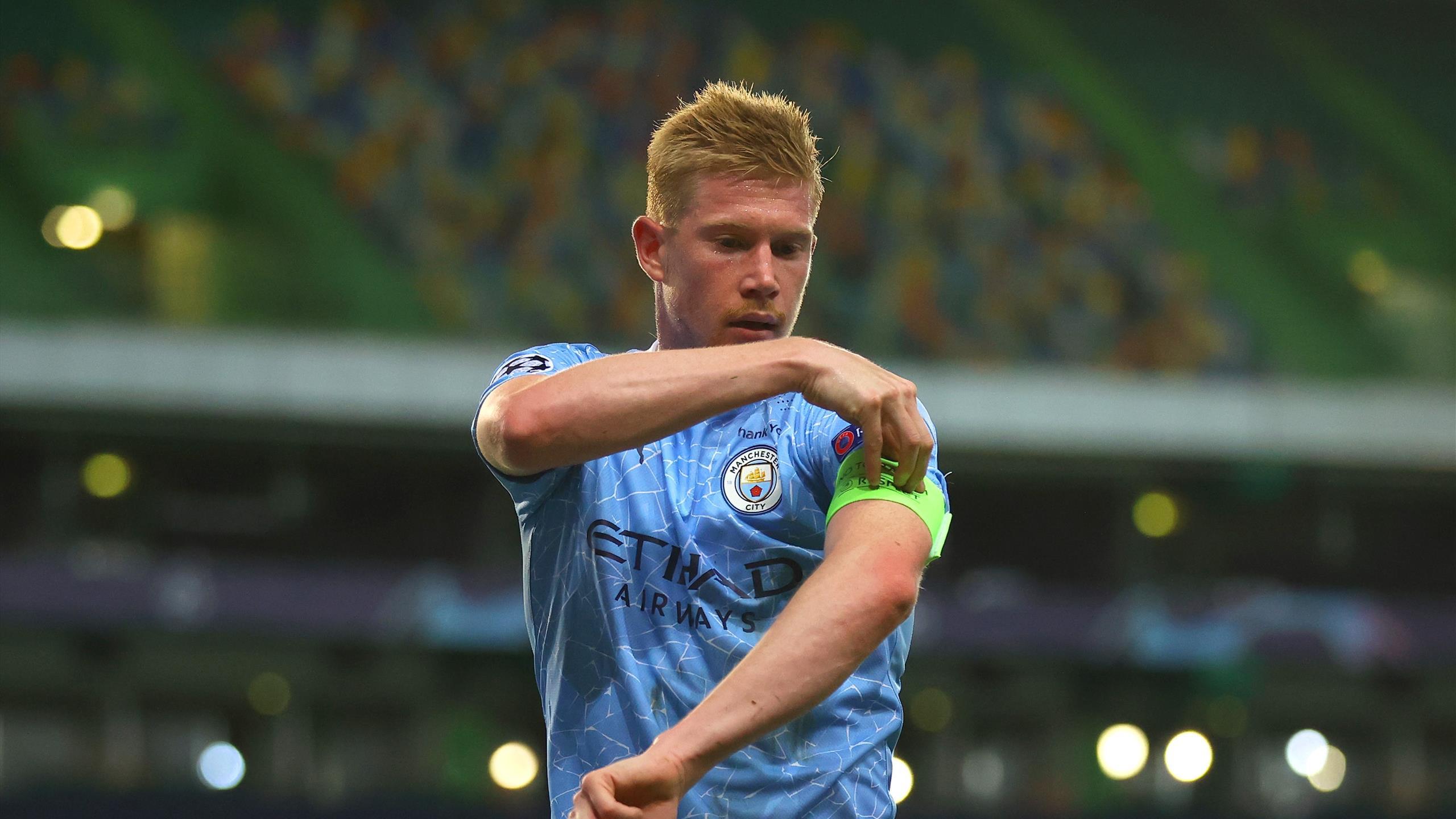 Kevin De Bruyne: 'It's a different year, same stuff' - Eurosport