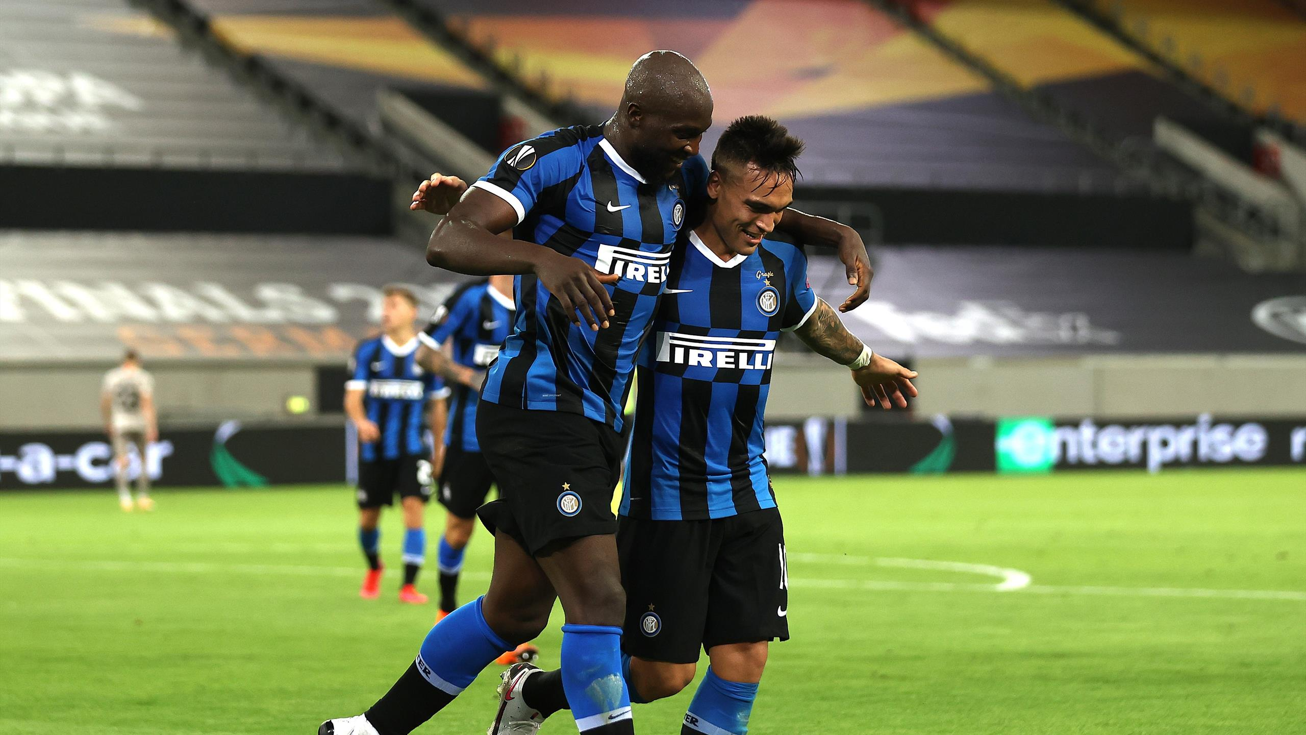 Lautaro Martinez and Romelu Lukaku at the fore as Inter hammer ...