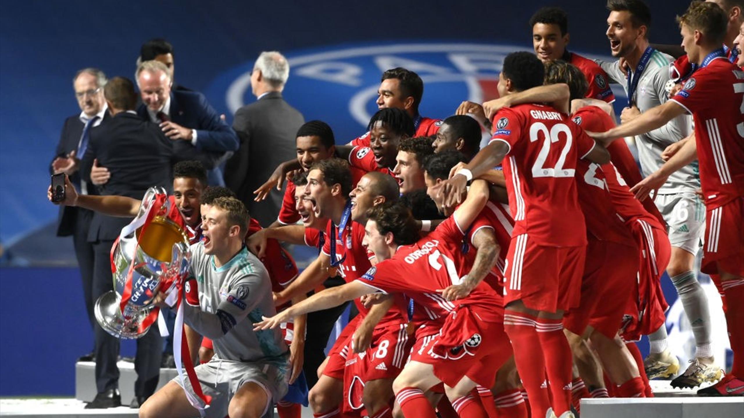 FuГџball Champions League Sieger