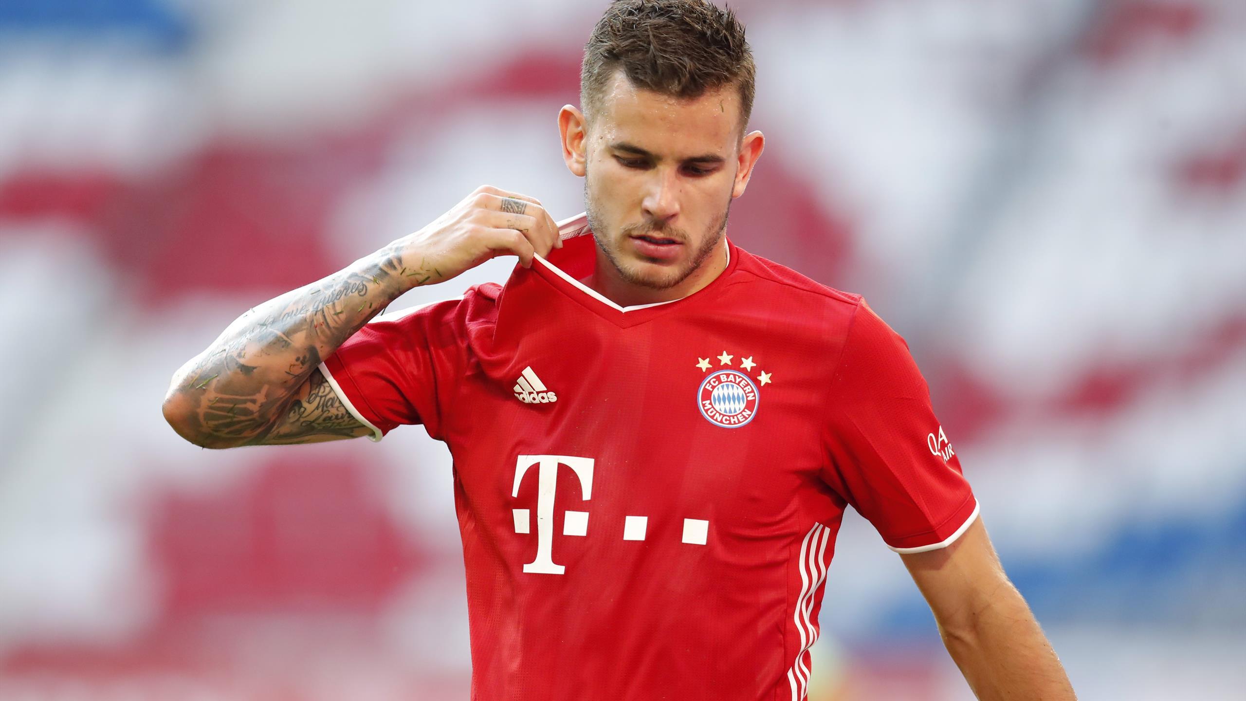 FC Bayern: Lucas Hernández schließt vorzeitigen Abschied ...