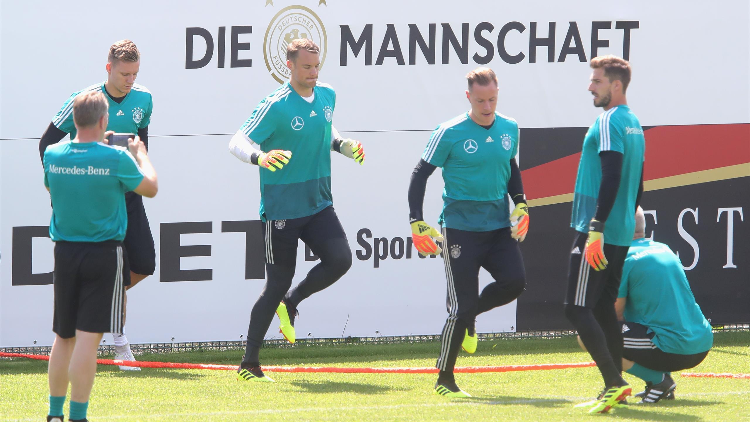 Manuel Neuer Bester Torwart