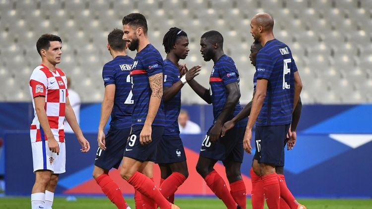 France Croatie En Direct 8 Septembre 2020 Eurosport