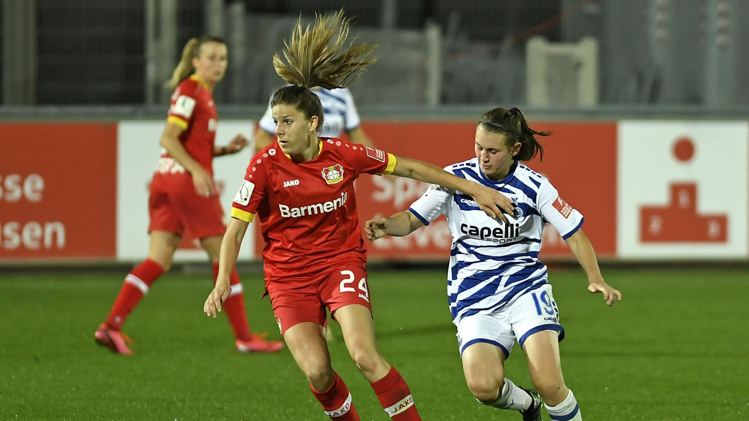 Leverkusen Frauen