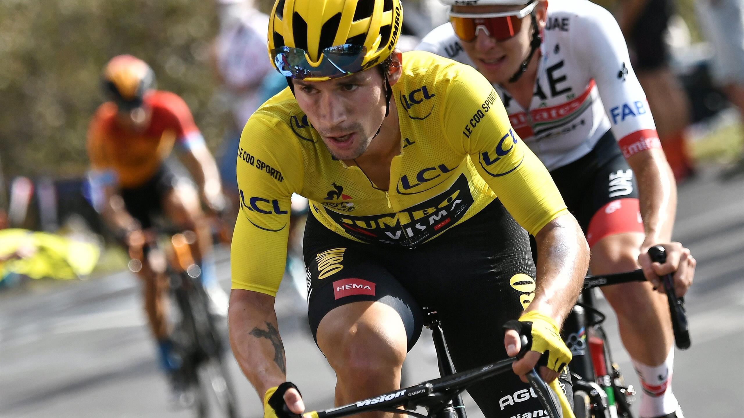 Primoz Roglic Player Profile Cycling Eurosport Australia