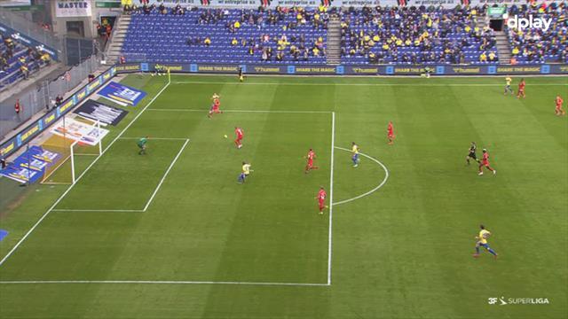 Store FCN-fejl bringer Brøndby tilbage i kampen! Hedlund scorer til 1-2
