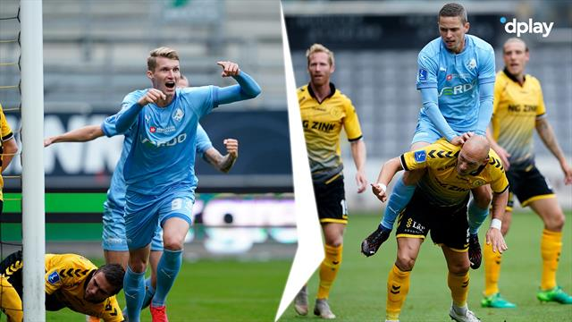 Highlights: Randers gjorde det onde mod Horsens