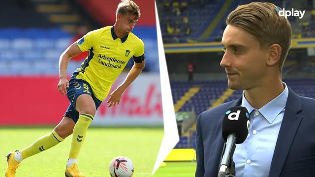 Wilczek i FCK, forventninger til sæsonen og drømmen om landsholdet: Studie med karantæneramt Maxsø