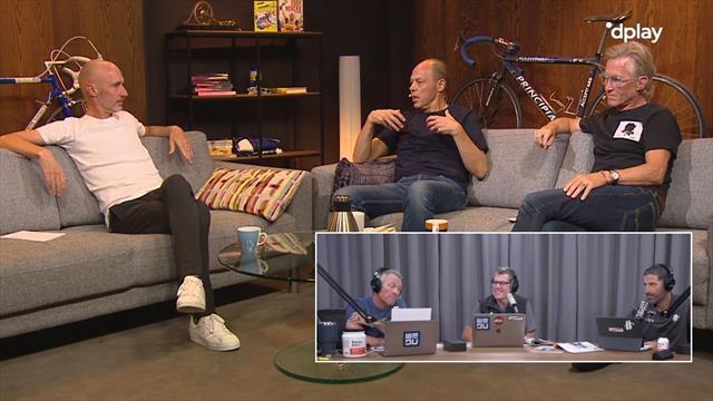 Radio Tour, sæson 2, afsnit 24: Tour-snak og Lance Armstrong og George hincapie med på telefonen