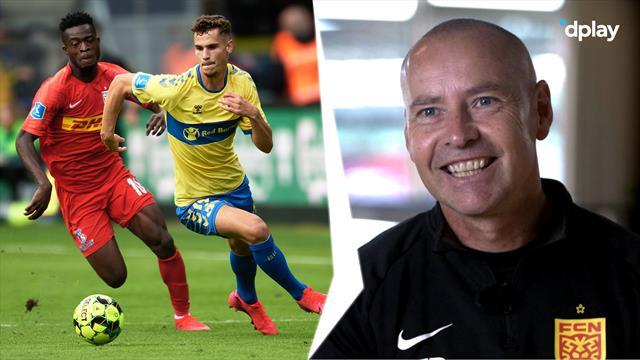 Flemming Pedersen er ikke i tvivl: Kamaldeen bliver det største salg i klubbens historie