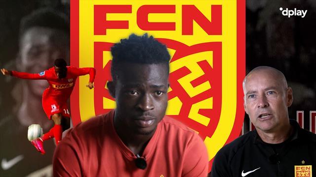 """Kom tæt på Kamaldeen: Selvtilliden, potentialet og """"den nye Neymar"""""""