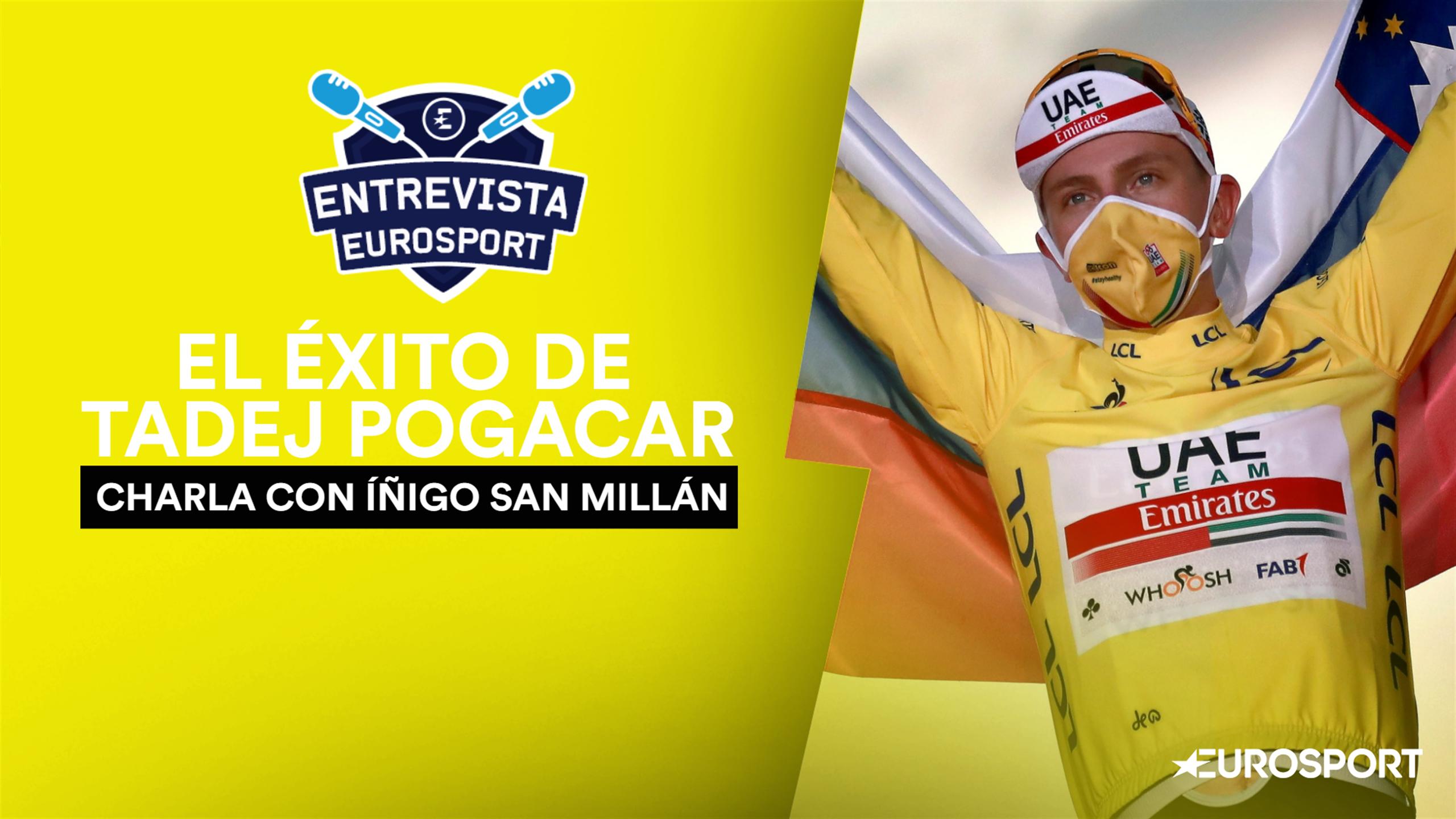 Entrevista A Inigo San Millan Entrenador De Pogacar Y Clave En Su Exito Eurosport