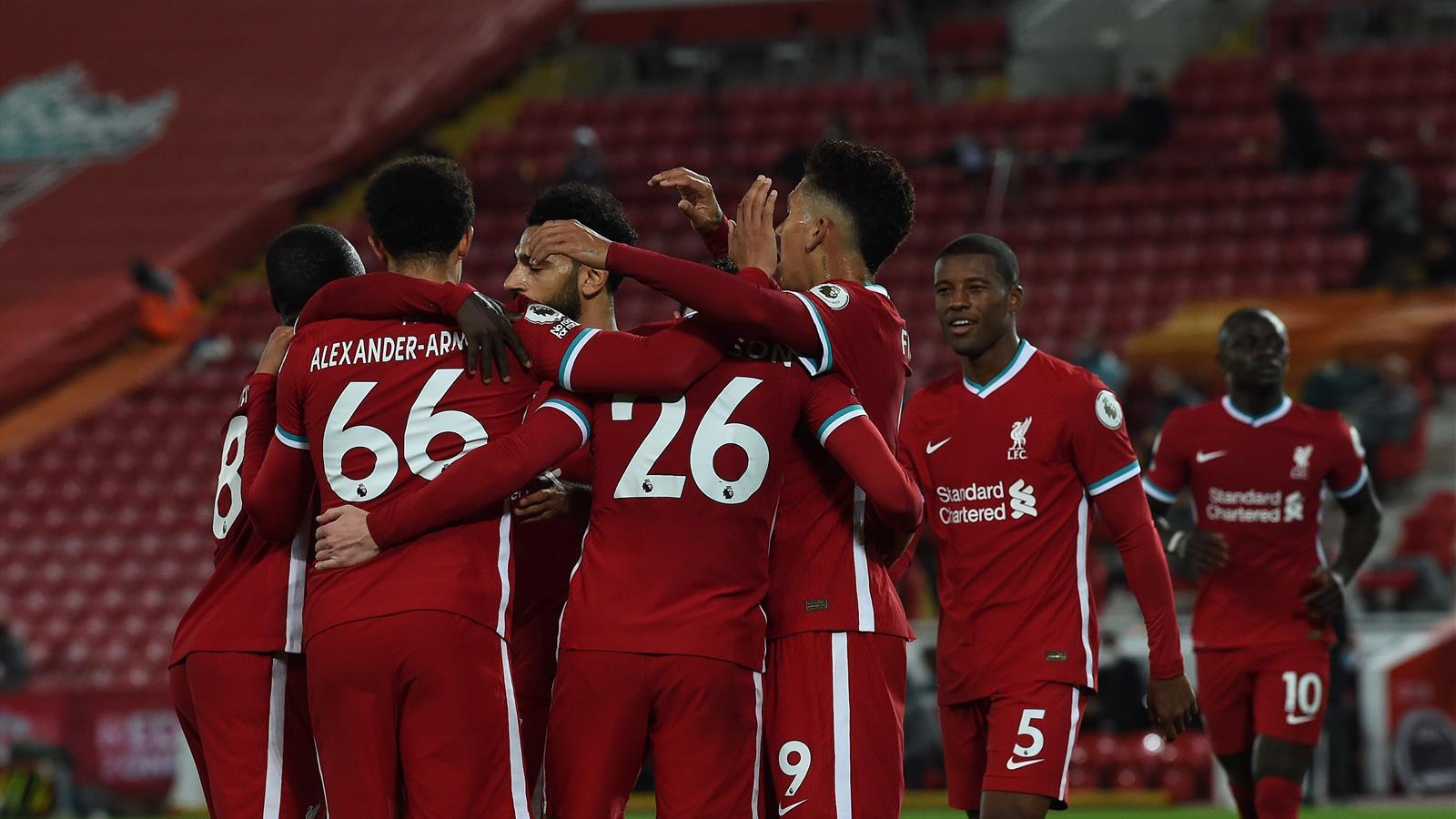 Fc Liverpool Ergebnisse