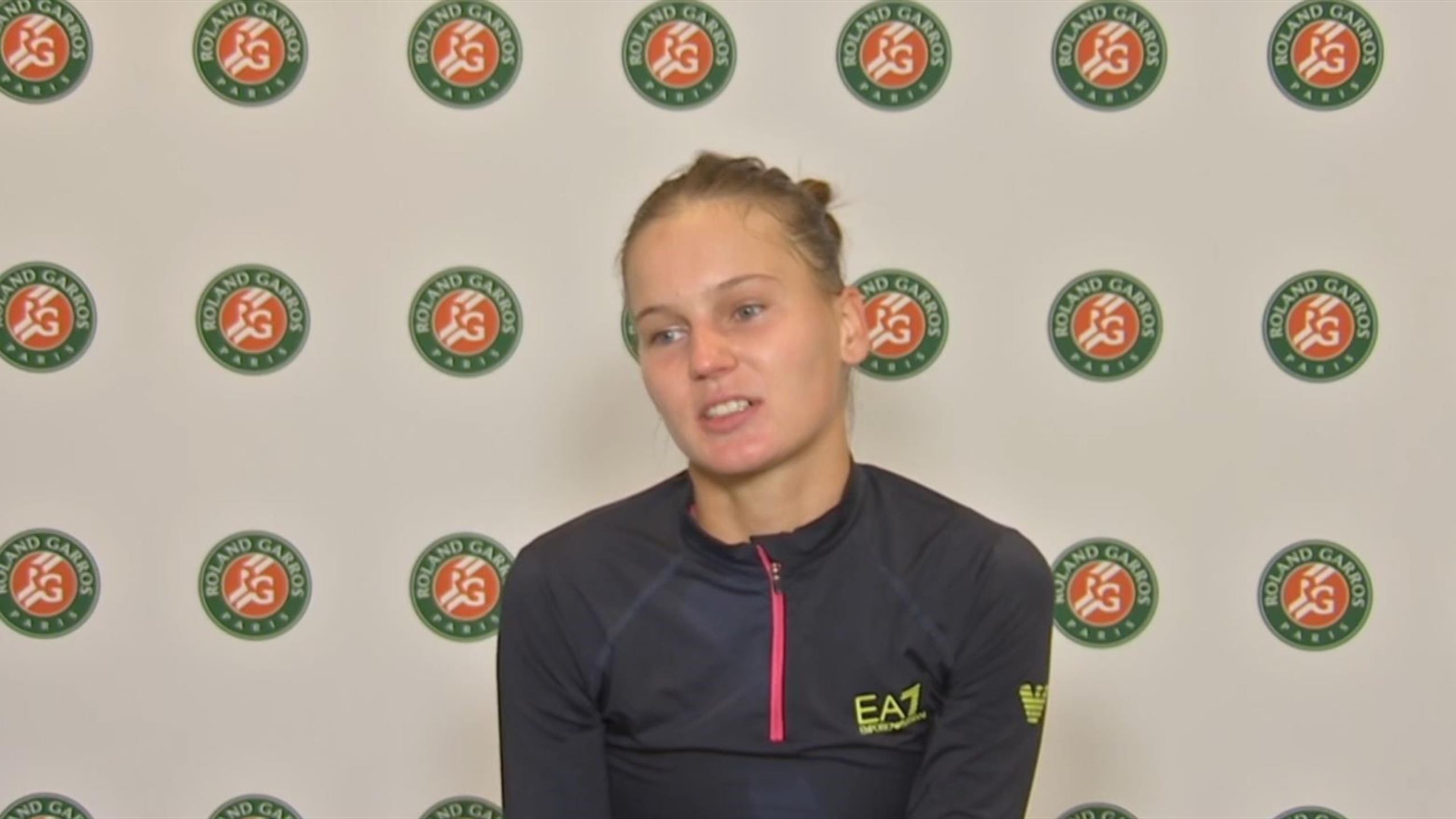 «У русских теннисистов есть преимущество». Кудерметова – о погоде на «РГ»