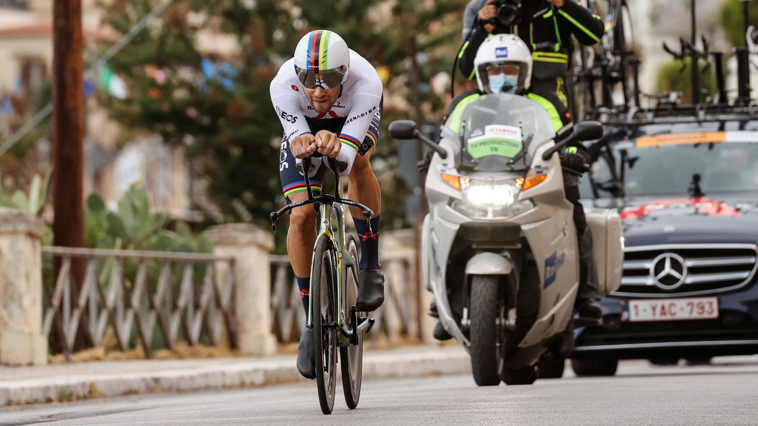 Giro d'Italia 2020 Stage 1 - As it happened