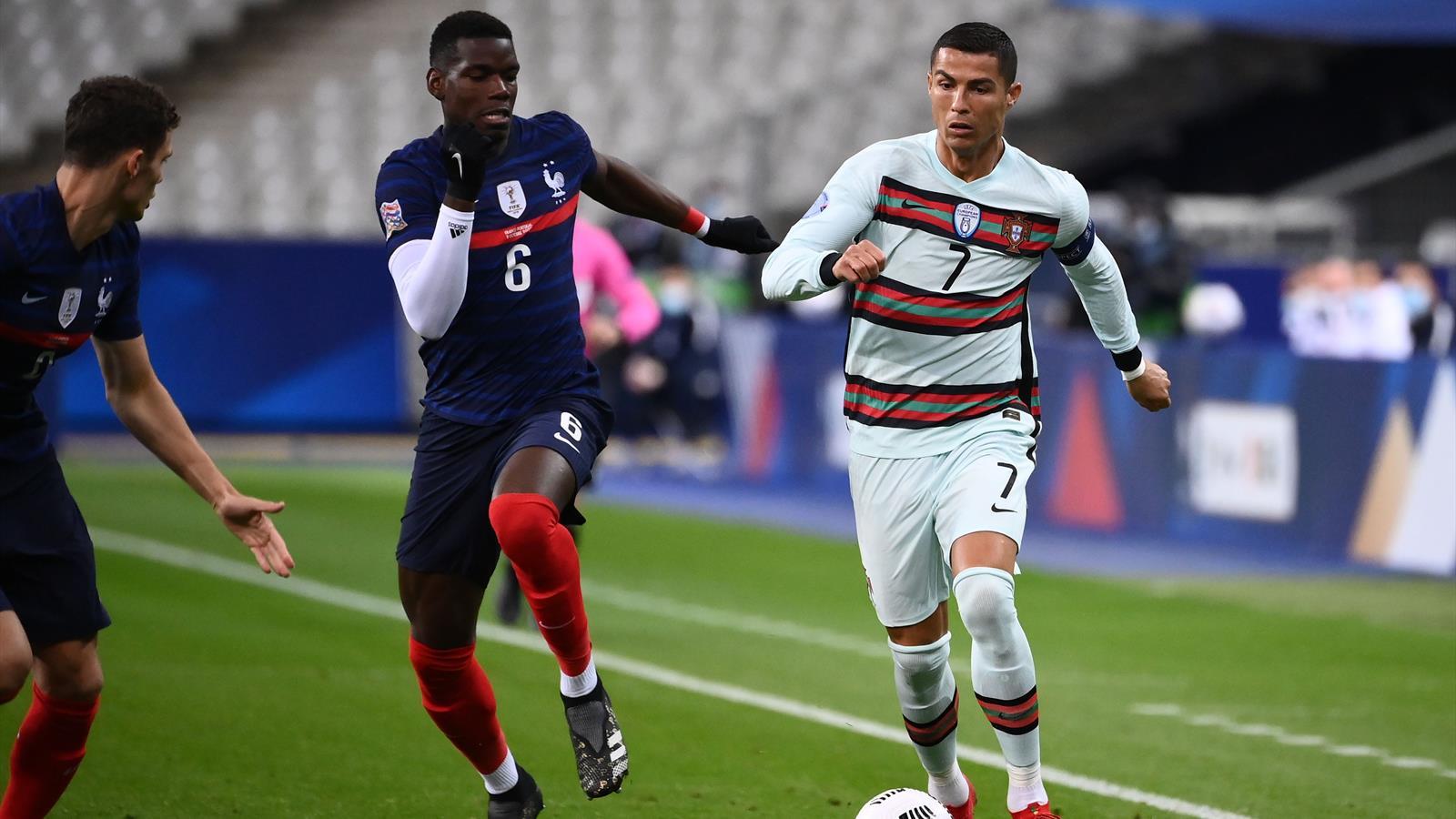 Portugal-Frankreich