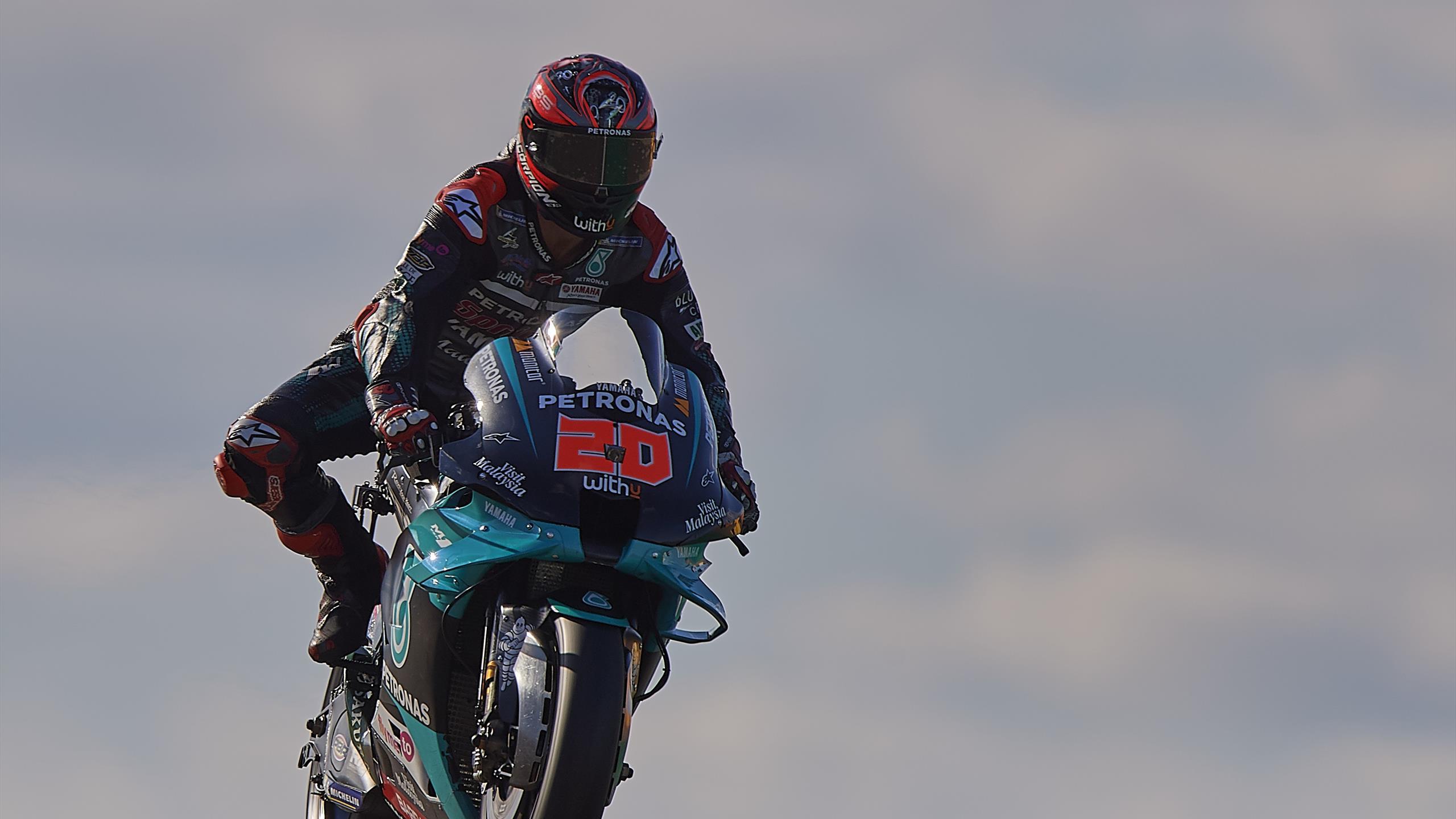 MotoGP - Fabio Quartararo (Yamaha Petronas SRT), les raisons d'une grosse déconvenue - Eurosport