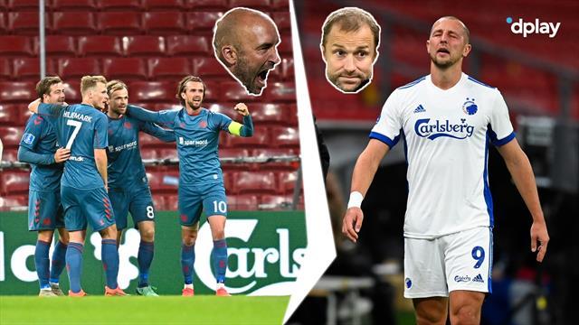 Highlights: FCK lider første nederlag uden Ståle i spidsen