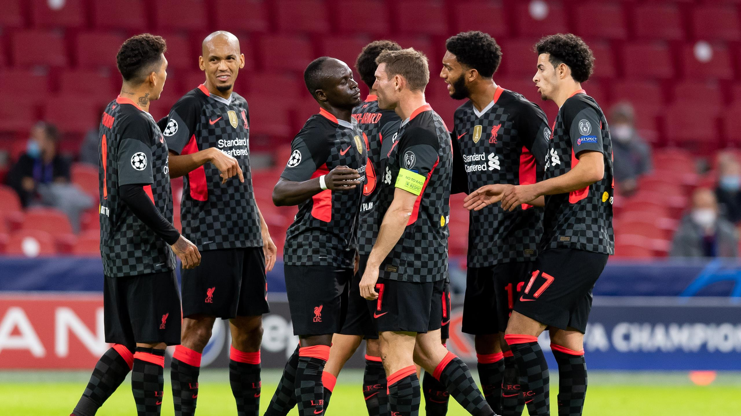 Ligue des champions - Liverpool s'impose sur le terrain de l'Ajax (0-1) - Eurosport
