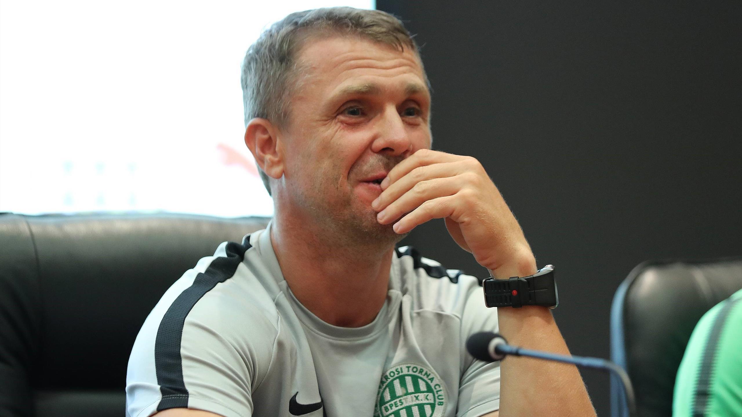 Photo of Ребров вывел «Ференцварош» в ЛЧ без денег. Похожий проект ему зарубили в «Динамо» | Eurosport.ru
