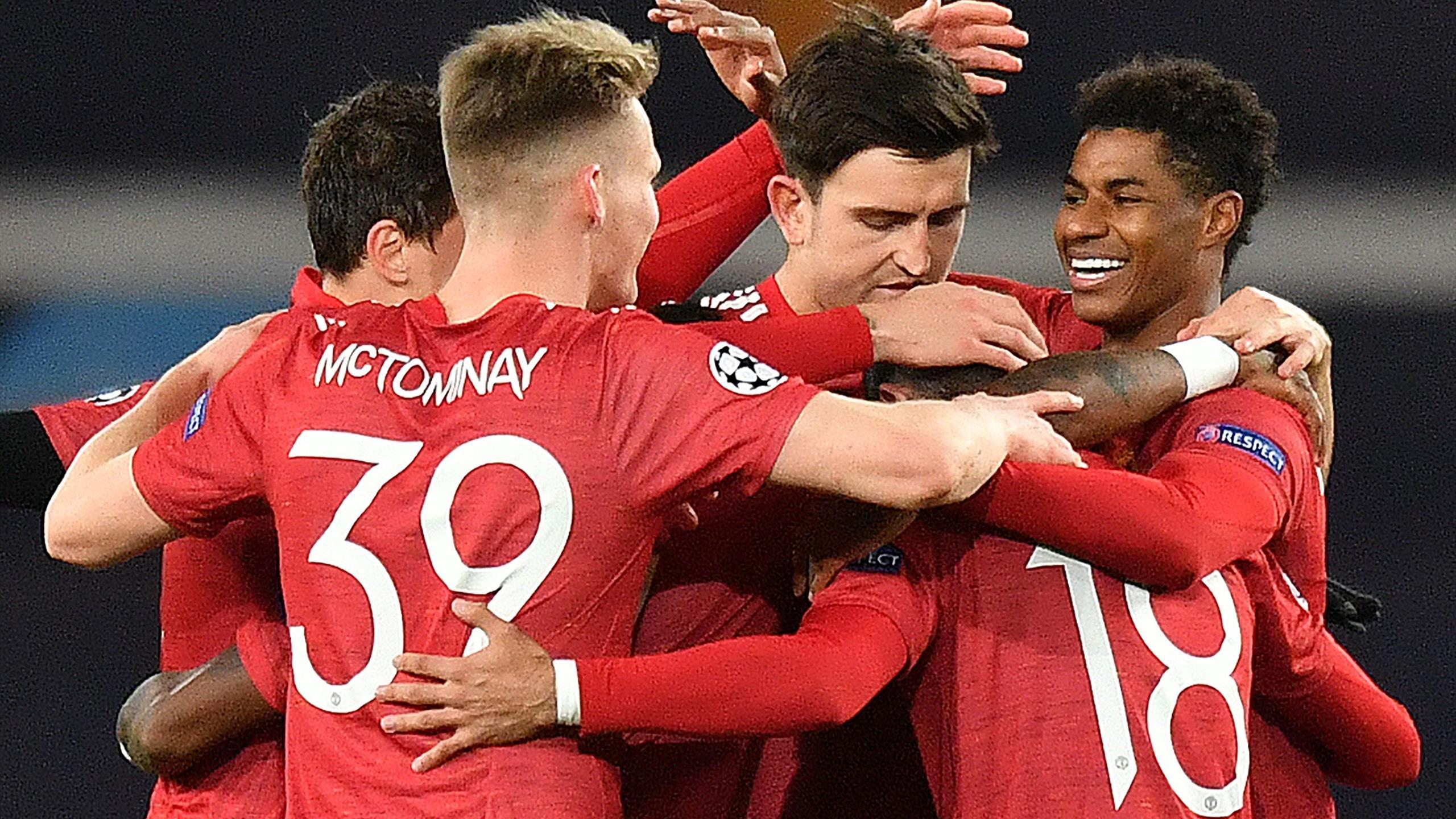 Marcus Rashford Hat Trick As Man Utd Make Statement By Destroying Rb Leipzig Eurosport