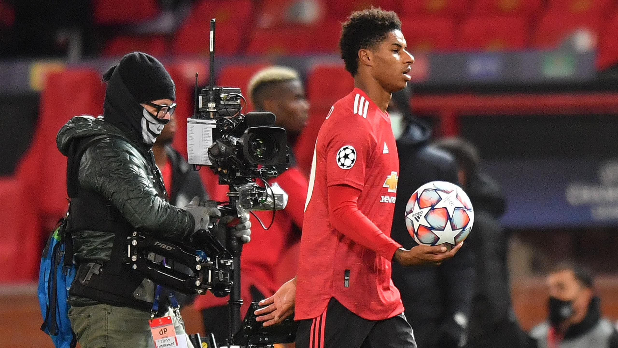 Rb Leipzig Cameo A Reminder Marcus Rashford Is Unlike Another At Manchester United Eurosport