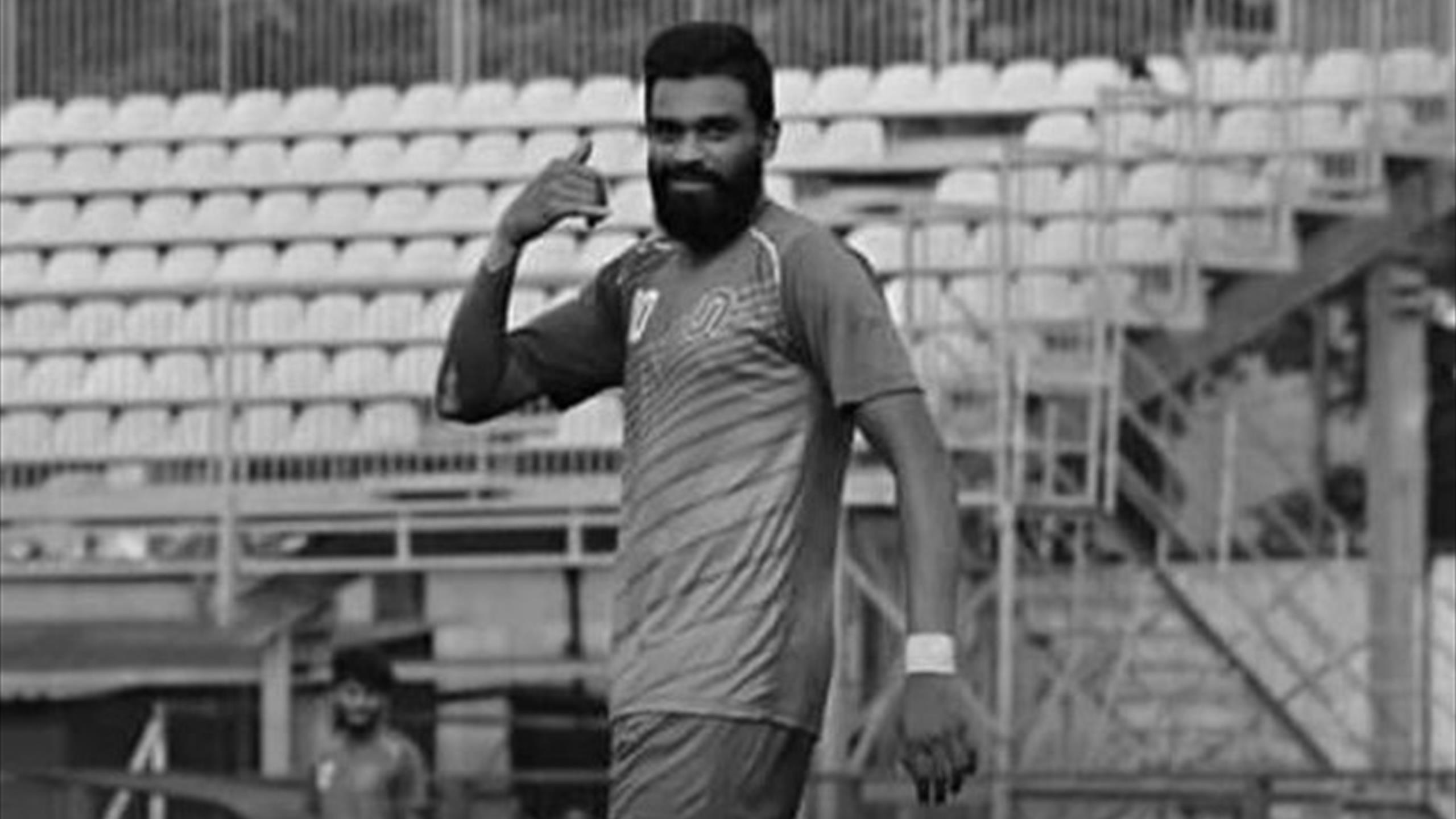 Индийский футболист скончался в 26 лет из-за остановки сердца