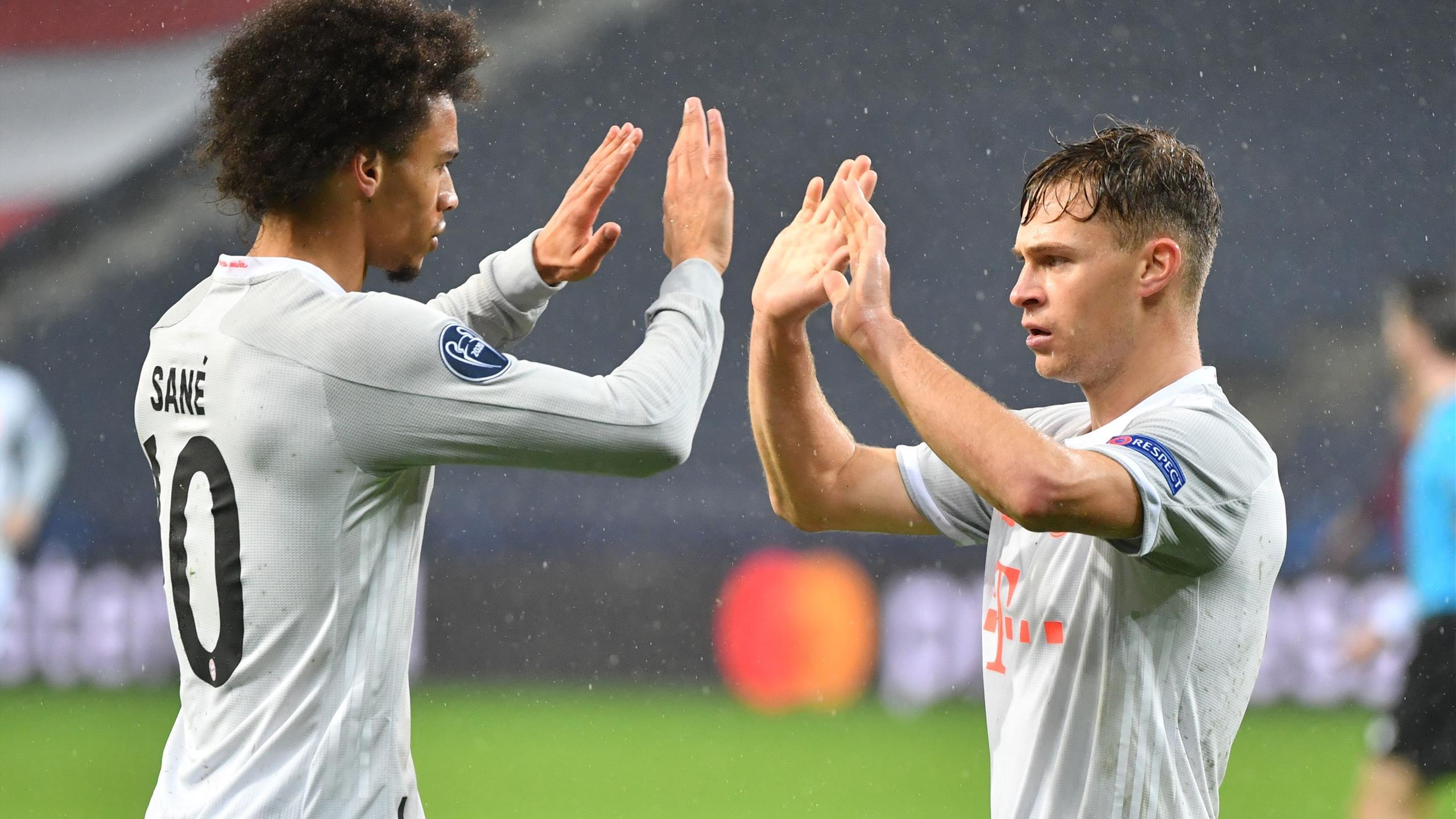 How Bayern Munich replaced Thiago Alcantara by not replacing him at all - Eurosport