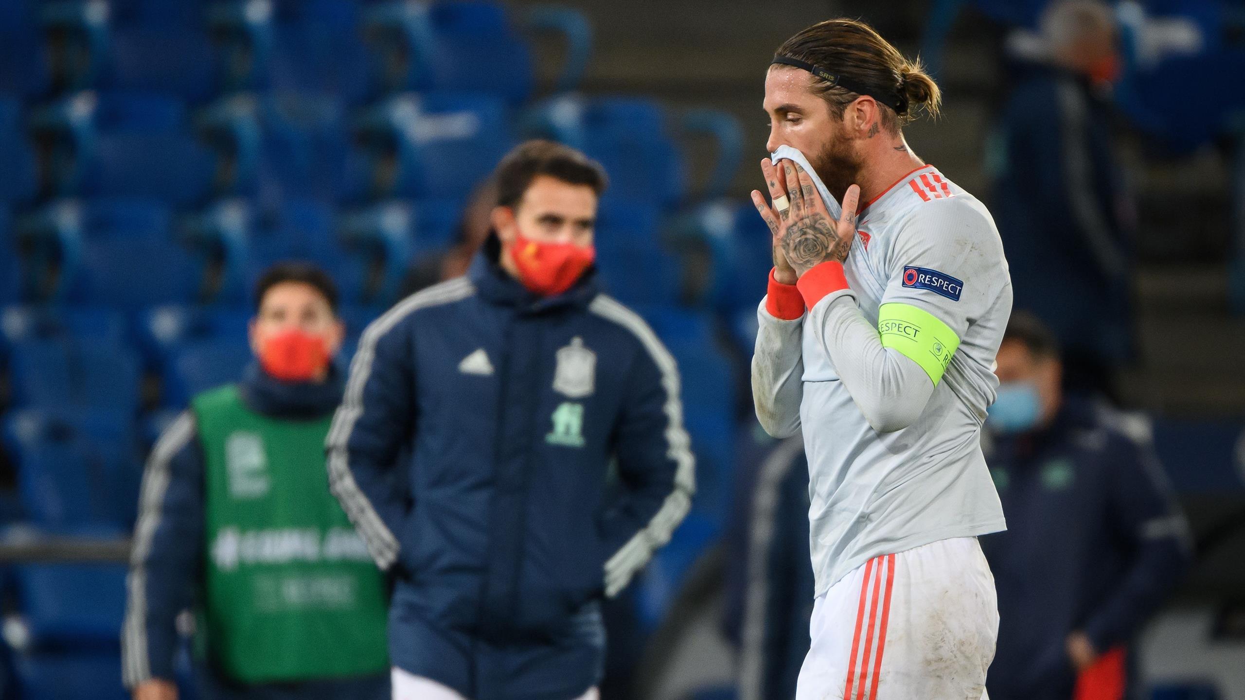 Sergio Ramos ist Spaniens Nationalheiligtum: Wichtiger als der Coach
